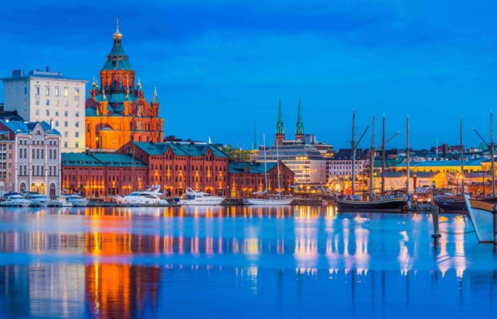 How to apply for VISA of Finland ?